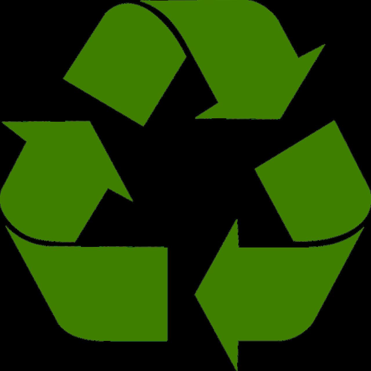 recycling, symbol, logo