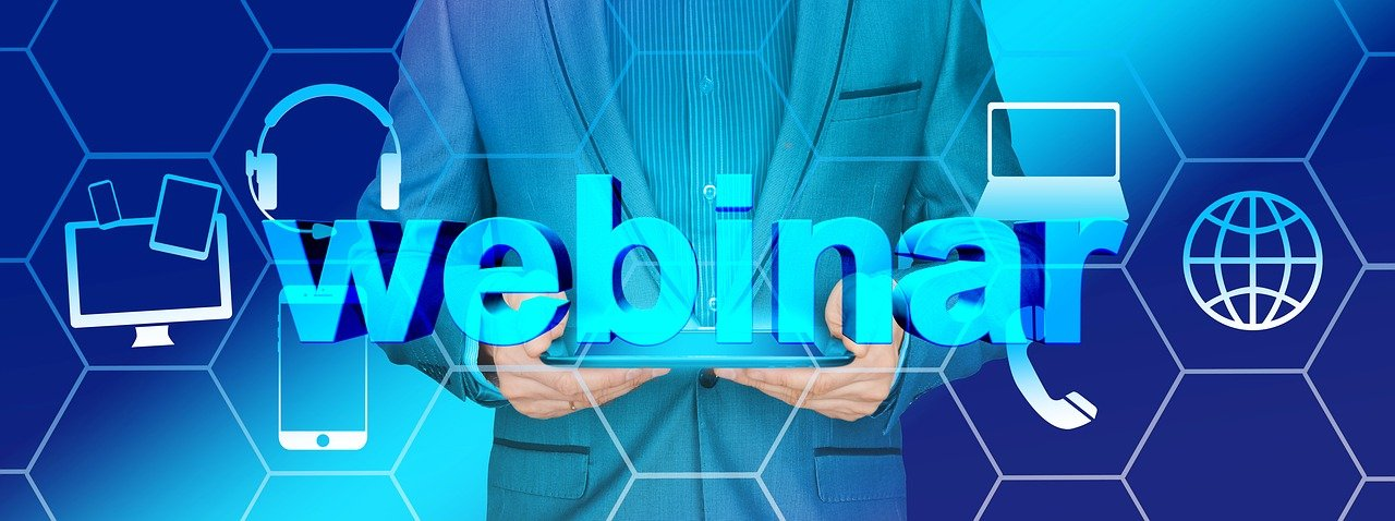 webinar, education, training