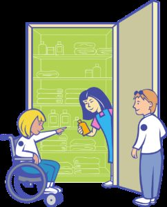 healthcare, disabled, wheelchair