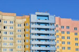 facade insulation, home construction, house
