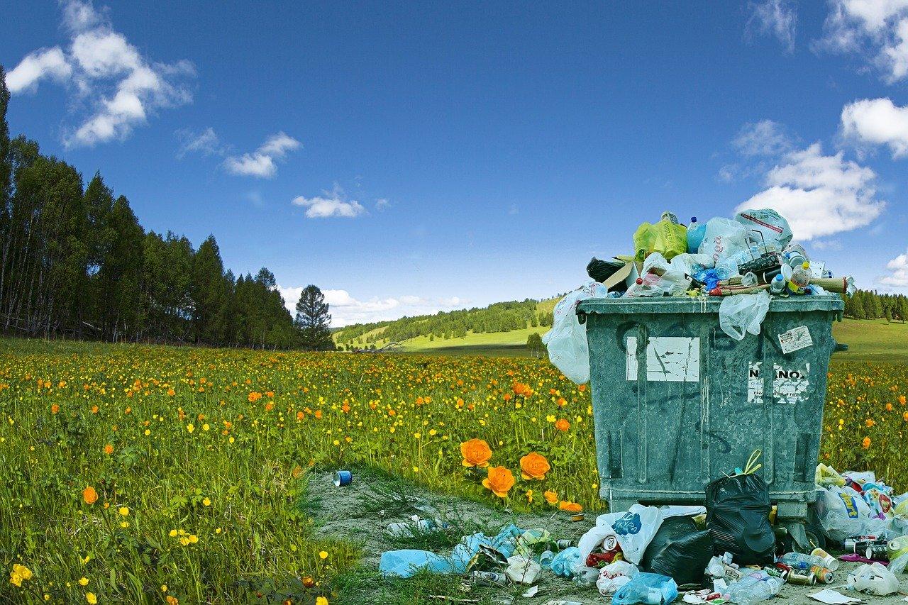 pollution, rubbish, waste