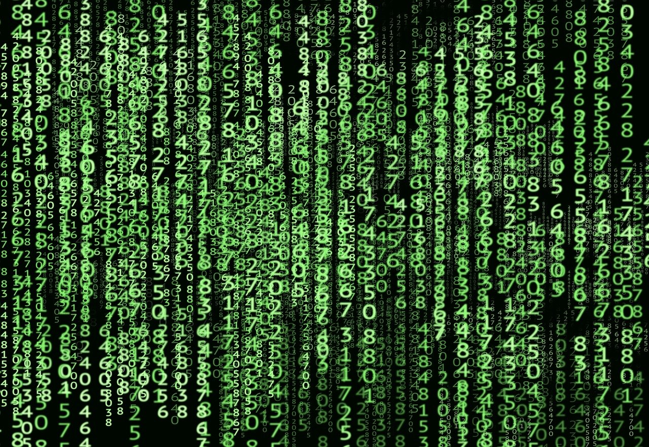 matrix, technology, tech