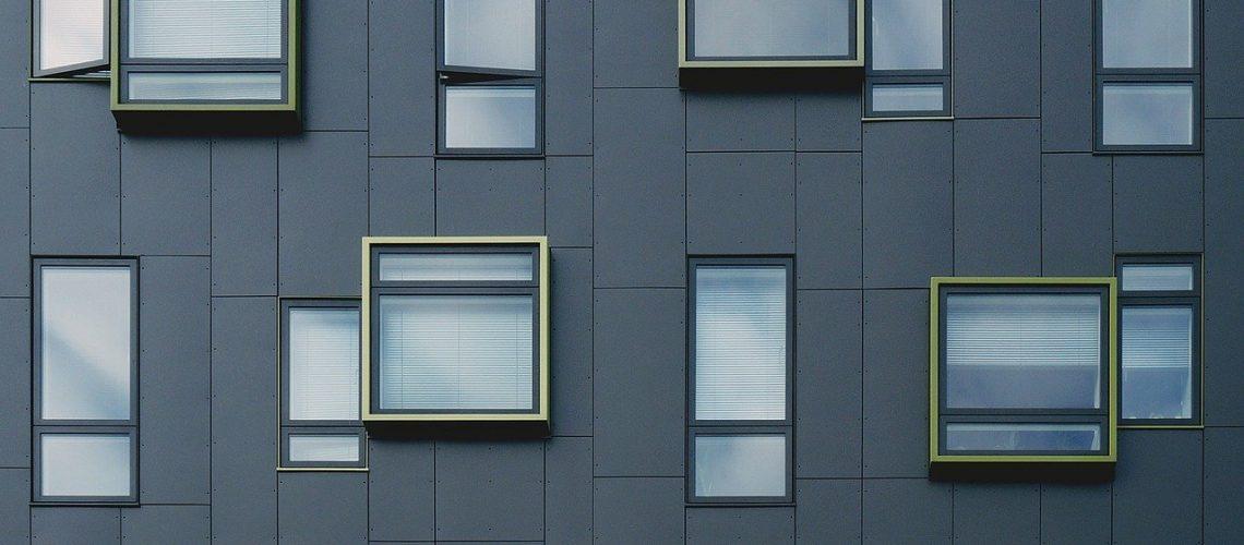 building, exterior, windows
