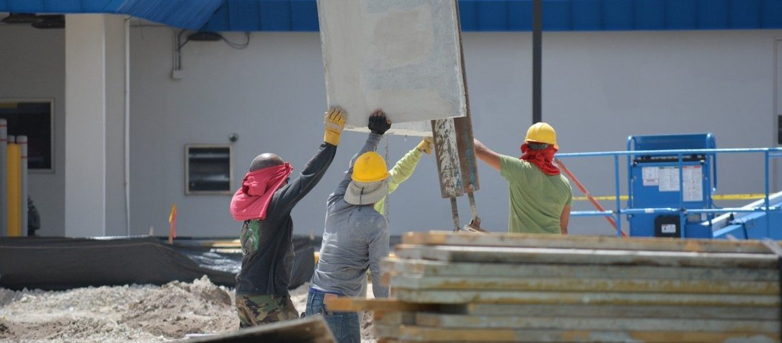 construction, construction workers, hardhat