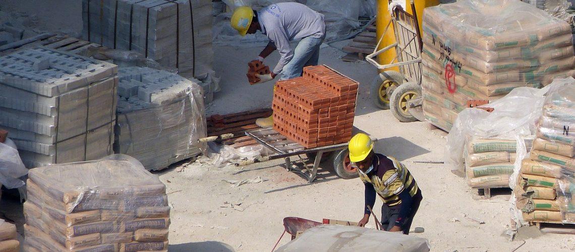 construction, site, building construction