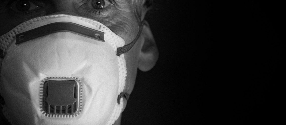 mask, protection, virus