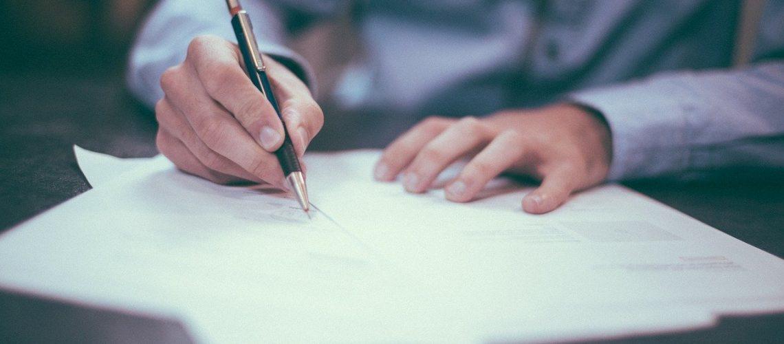 writing, pen, man